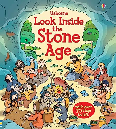 Look Inside the Stone Age par Abigail Wheatley