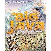 Big Java by Cay S. Horstmann (2005-03-08)
