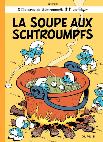"""<a href=""""/node/6676"""">La Soupe aux Schtroumpfs..., Schtroumpferies</a>"""