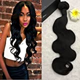 Best Royal Black Hair Products - Full Shine 26 Pouce/65cm Onde de Corps Virgin Review