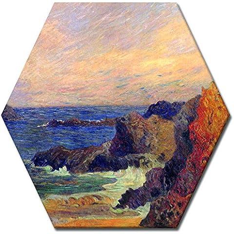 Bilderdepot24 Cuadros en Lienzo Paul Gauguin - Viejos Maestros