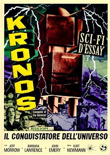 kronos-il-conquistatore-delluniverso-import-anglais