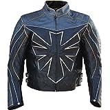 Classyak Men's Custom Triumph Motorcycle Real Leather Jacket