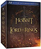 THE HOBBIT TRILOGY + THE LORD OF THE RIN...