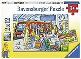 Ravensburger Kinderpuzzle 07611 Bitte Einsteigen Bahnhof