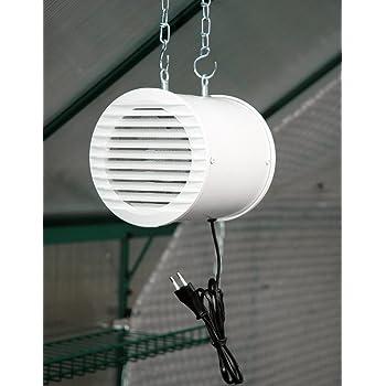 macgreen gew chshaus ventilator 41 watt 320 m h garten. Black Bedroom Furniture Sets. Home Design Ideas