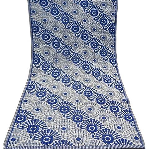 decorativi tappetino polipropilene materiale motivo floreale tappeto panno impermeabile pavimento