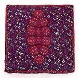 Exklusive, große Boden-Kissen, runder Mandala-Überwurf, Sitzkissen, Outdoor, Deko-Kissenbezüge, Sofa, Kinder, Teen, Boden-Kissen von Bhagyoday-Fashions