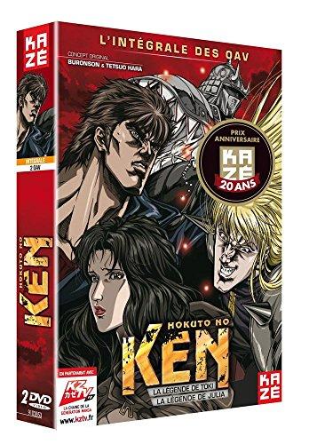 Hokuto No Ken - Intégrale OAV - Ken le Survivant Edition Anniversaire - 20 Ans Kaze
