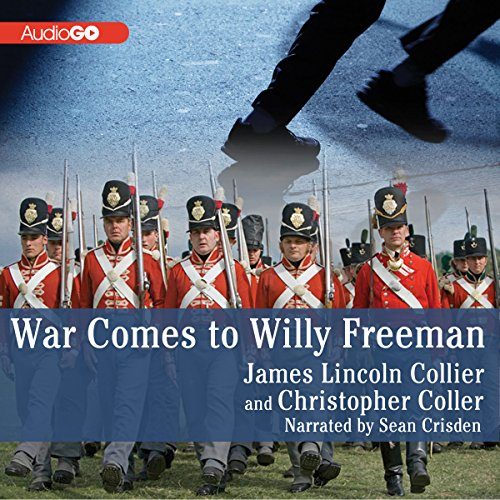 War Comes to Willy Freeman  Audiolibri