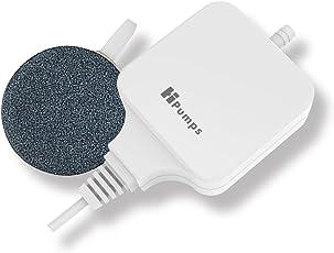 HEYI hpumps Nano acquario pompa aria bianco rettangolare 18L/H con tecnologia hochmoderner Piezo