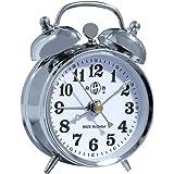 Keypower Direct Alarm Clock Mechanical Wind Twin Bell Double Bell