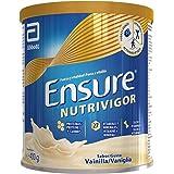 Ensure Nutrivigor - Complemento Alimenticio para Adultos, con HMB, Proteínas, Vitaminas y Minerales, como el Calcio - Sabor V