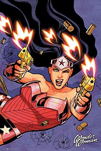 GB Eye Poster DC Comics Wonder Woman, schießen, Mehrfarbig - Wonder Woman-poster