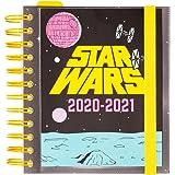 Diario Scuola 2020/2021 Star Wars Classic, giornaliero, 11 mesi, daily planner, 14x16 cm