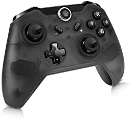 TUTUO Controller Wireless per Nintendo Switch, Switch Pro Controller Bluetooth