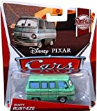 Disney Pixar Cars 2 Dusty Rust-Eze - Voiture Miniature Echelle 1:55
