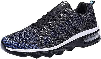 Oyedens Scarpe da Ginnastica Uomo Sneaker Scarpe da Running Scarpe Sportive Breathable Running Shoes Sports Non-Slip Wear Shoes Scarpe Uomo Sportive Sneaker Traspirante 2019 Nuovo Moda