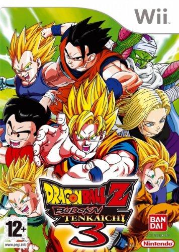 [UK-Import]Dragonball Z Budokai Tenkaichi 3 Game Wii (Dragon Ball Z Wii)