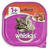 Whiskas Schale 1+ mit Rind, 100 g