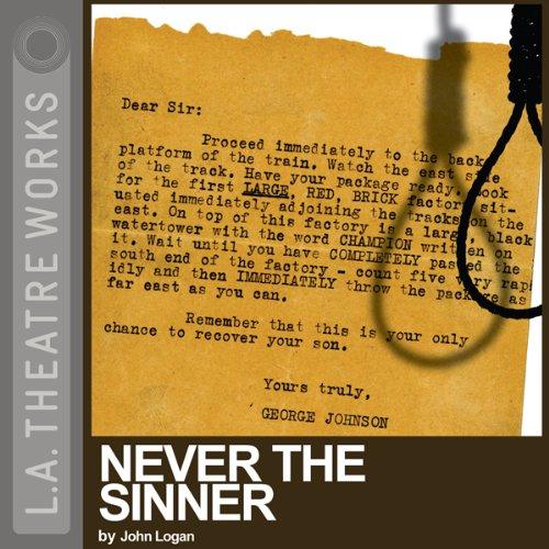 Never the Sinner  Audiolibri