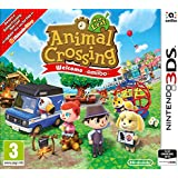 Animal Crossing: New Leaf Welcome amiibo! + Tarjeta amiibo Animal Crossing