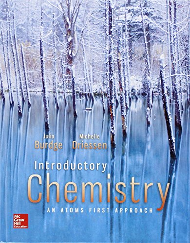 Package: Introductory Chemistry - An Atoms First Approach with Aleks 2-Semester Access Card