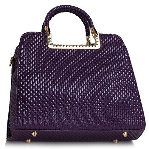 Xardi London, Borsa a mano donna Purple