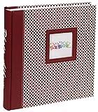KPH Fotoalbum na-und® 30x30xcm 100 Seiten No.5135 ELEMENTS, Color:bordeaux