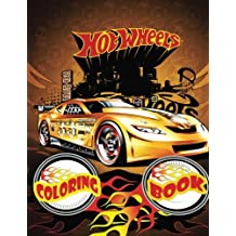 Hotwheels Coloring Book: Hot Wheels Giant Color & Activity (Hot Wheels Big Fun Book to Color)