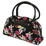 Top Fuel Fashion Damen Tasche Handtasche Flowers