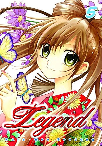 Legend, Vol. 5 (Legend (Yen Press))