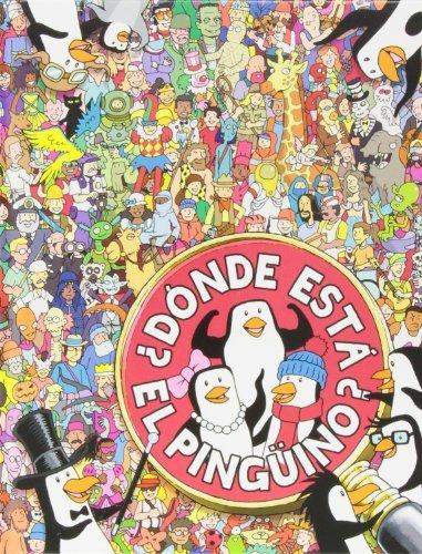 ¿Dónde está el pingüino? (EN BUSCA DE)