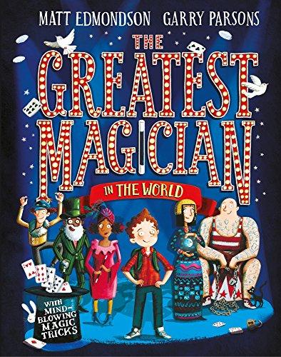 The Greatest Magician in the World por Matt Edmondson