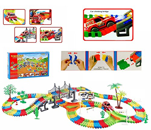 children-flexible-car-track-set-257pcs-kids-fun-car-variable-track-set-led-light-battery-operated-ra