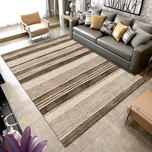@Kronleuchter Rechteckiger Teppich Schlafzimmer Couchtisch Wohnzimmer Nachttisch modernen neuen Teppich $Hängeleuchte (Farbe : A-800 * 1200cm) (Teppich 1200,)
