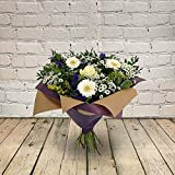 Vanilla Sky Gift Box, Beautiful Fresh Flowers with Free Delivery, Perfect for Birthdays, Anniversaries and Thank You Gifts