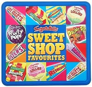 Swizzels Matlow Sweet Shop Favourites Tin 750g
