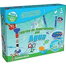 Science4you - Fábrica de experimentos com agua, juguete educativo y científico (600232)