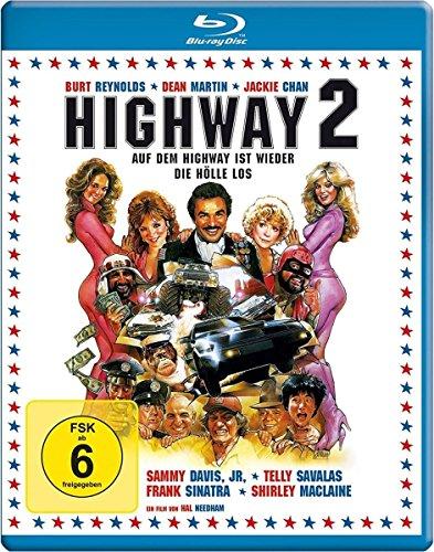 Bild von Highway 2 - Auf dem Highway ist wieder die Hölle los [Blu-ray]