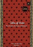 COLORS OF INDIA: BLOCK PRINT DESIGNS FROM THE INDIAN SUBCONTINENT