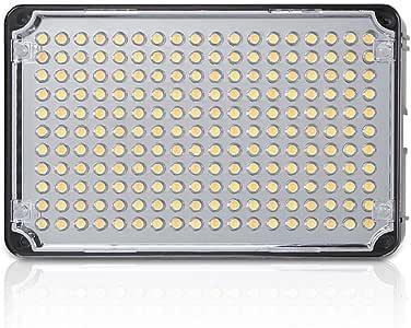 Aputure Amaran Nouveau Al-h198écran LED Haute CRI 95? LED Video Light 5500K pour caméscope Canon Nikon Olympus avec Sac de Transport