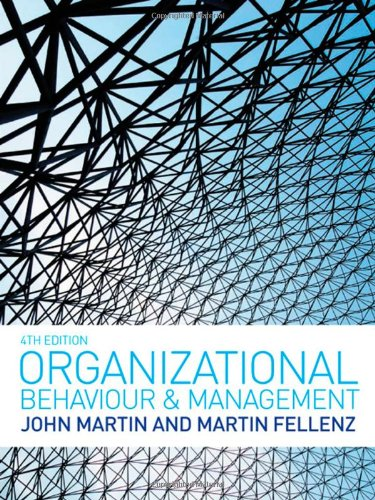 management and organisational behaviour 11th edition pdf