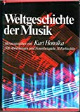 Weltgeschichte der Musik