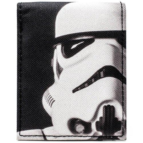 Star Wars Galactic Clone Trooper Schwarz Portemonnaie - Clonetrooper Kind Kostüm