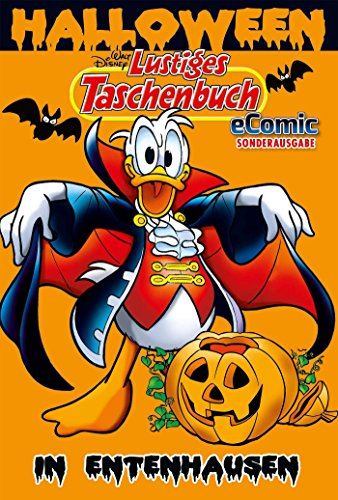 Lustiges Taschenbuch Halloween eComic Sonderausgabe: Halloween in - Donald Halloween Disney Duck