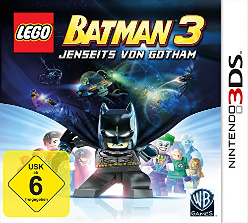 LEGO Batman 3 - Jenseits von Gotham Lego-spiel Für Den Nintendo 3ds