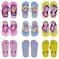 Nickelodeon® Paw Patrol Skye Official Children Kids Boys Flip Flops Sandals Swimming Pool Beach Slippers Shoes UK Sizes (18 Months to 6 Years) One Pair Despatched
