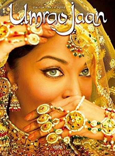 Bollywood Schönheit Kostüm - Umrao Jaan
