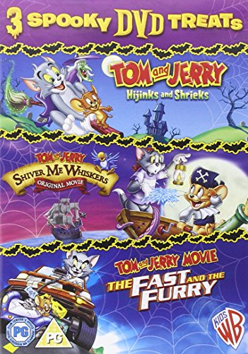 en Triple --- IMPORT ZONE 2 --- (Tom Und Jerry Halloween-filme)